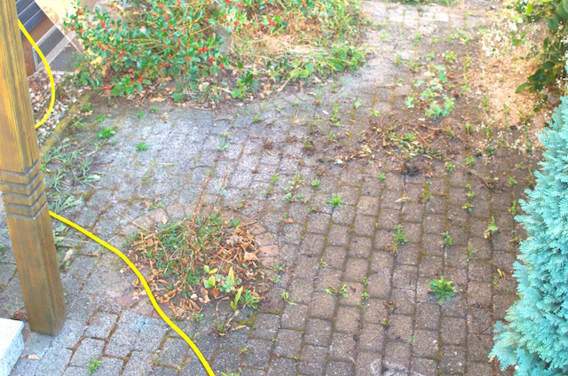 fassadenreinigung Terrassenreinigung Hauswande www.preispasst.de/hochdruckreinigung