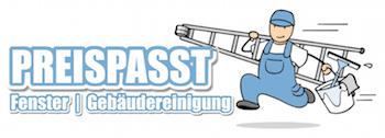 Preispasst Fensterputzer Nürnberg Erlangen